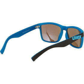 UVEX LGL 39 Occhiali, nero/blu